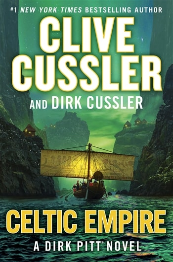 Celtic Empire by Clive Cussler & Dirk Cussler