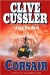Cussler, Clive & DuBrul, Jack - Corsair (First Edition)