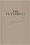 Cussler, Clive & Scott, Justin | Cutthroat | Signed & Lettered Limited Edition Book