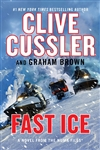 Cussler, Clive & Brown, Graham | Fast Ice | Signed First Edition Book