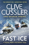 Cussler, Clive & Brown, Graham | Fast Ice | Signed UK First Edition Book