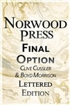 Cussler, Clive & Morrison, Boyd | Final Option | Double-Signed Lettered Ltd Edition