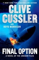 Cussler, Clive & Morrison, Boyd | Final Option | Double-Signed 1st Edition