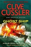 Ghost Ship | Cussler, Clive & Brown, Graham | Double-Signed UK 1st Edition