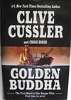 Golden Buddha | Cussler, Clive | Signed First Edition UK Book