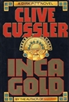 Inca Gold | Cussler, Clive | Signed First Edition Book