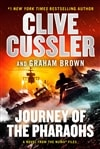Cussler, Clive & Brown, Graham | Journey of the Pharaohs | Double-Signed 1st Edition Book