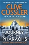 Cussler, Clive & Brown, Graham | Journey of the Pharaohs | Double-Signed UK 1st Edition