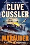 Cussler, Clive & Morrison, Boyd | Marauder | Double-Signed 1st Edition