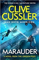 Cussler, Clive & Morrison, Boyd | Marauder | Double-Signed UK 1st Edition