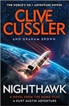 Nighthawk | Cussler, Clive & Brown, Graham | Double-Signed UK 1st Edition