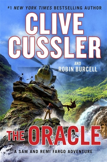 The Oracle by Clive Cussler & Robin Burcell