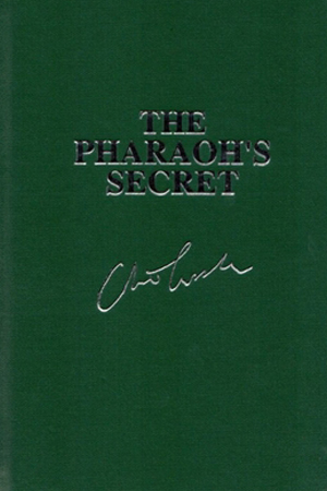 Signed Limited Edition Pharaoh's Secret by Clive Cussler and Graham Brown