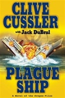 Plague Ship | Cussler, Clive & DuBrul, Jack | Double-Signed 1st Edition