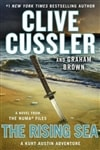 Rising Sea, The | Cussler, Clive & Brown, Graham | Double-Signed 1st Edition