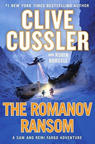 Romanov Ransom by Clive Cussler and Robin Burcell