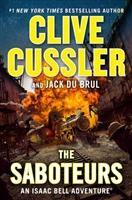 The Saboteurs by Clive Cussler and Jack DuBrul
