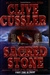 Sacred Stone | Cussler, Clive | Signed First Edition Trade Paper Book