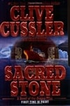Sacred Stone | Cussler, Clive | Signed First Edition Book