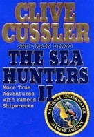 Sea Hunters II, The | Cussler, Clive | Signed First Edition Book