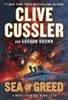 Sea of Greed | Cussler, Clive & Brown, Graham | Double-Signed 1st Edition