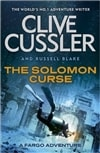 Cussler, Clive / Blake, Russell - Solomon Curse, The (Signed First Edition UK)