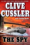 Spy, The | Cussler, Clive & Scott, Justin | Double-Signed 1st Edition