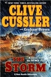 Cussler, Clive & Brown, Graham - Storm, The (Double-Signed, 1st)