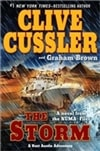 Cussler, Clive | Storm, The | First Edition Book