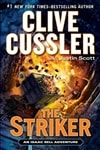 Cussler, Clive & Scott, Justin - Striker, The (Double-Signed, 1st)