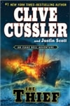 Thief, The | Cussler, Clive & Scott, Justin | Double-Signed 1st Edition