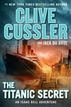 Cussler, Clive & Du Brul, Jack | Titanic Secret, The | Double-Signed 1st Edition