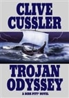 Trojan Odyssey by Clive Cussler | Signed & Numbered Limited Edition UK Book