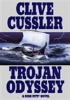 Cussler, Clive - Trojan Odyssey (Signed First Edition)
