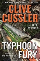 Typhoon Fury | Cussler, Clive & Morrison, Boyd | Double-Signed 1st Edition