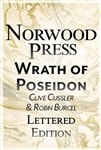 Cussler, Clive & Burcell, Robin | Wrath of Poseidon | Double-Signed Lettered Ltd Edition