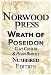 Cussler, Clive & Burcell, Robin | Wrath of Poseidon | Double-Signed Numbered Ltd Edition