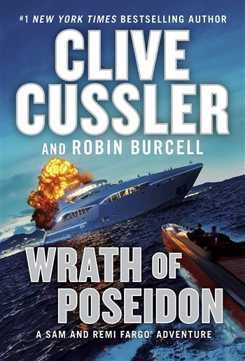 Wrath of Poseidon by Clive Cussler & Robin Burcell