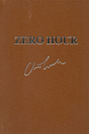 Cussler, Clive & Brown, Graham - Zero Hour (Limited, Lettered)