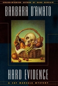 Hard Evidence | D'Amato, Barbara | Signed First Edition Book