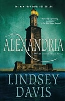 Alexandria | Davis, Lindsey | Signed First Edition Trade Paper Book