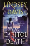A Capitol Death by Lindsey Davis | Signed First Edition Book