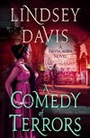 Davis, Lindsey | Comedy of Terrors, A | Signed First Edition Book