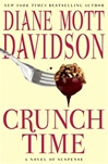 Crunch Time | Davidson, Diane Mott | Signed First Edition Book