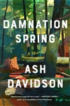 Davidson, Ash | Damnation Spring | Signed First Edition Book