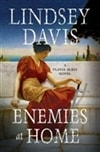 Enemies At Home | Davis, Lindsey | Signed First Edition Book