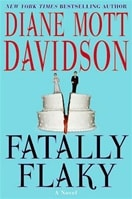 Fatally Flaky | Davidson, Diane Mott | Signed First Edition Book