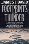 Footprints of Thunder | David, James F. | Signed First Edition Book