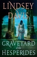 Graveyard of the Hesperides | Davis, Lindsey | Signed First Edition Book