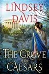 Davis, Lindsey | Grove of the Caesars, The | Signed First Edition Book